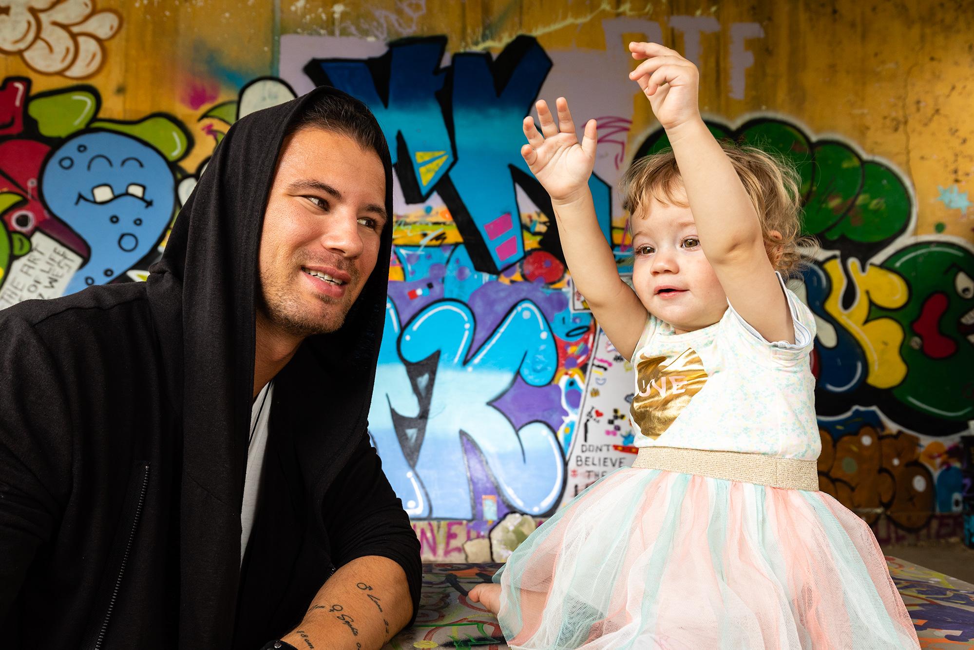 Vater und Tochter II