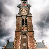 Turm der Westerkerk in Amsterdam